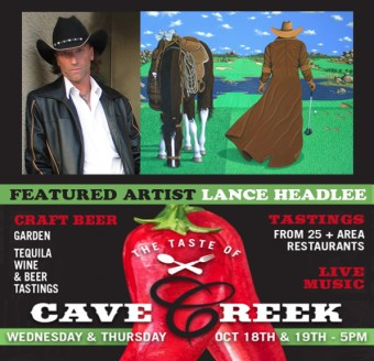 TASTE OF CAVE CREEK